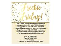 Freebie Fridays!! Available every week
