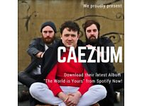 CAEZIUM - Rhythm Guitarist Wanted