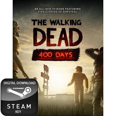 THE WALKING DEAD 400 DAYS DLC PC AND MAC STEAM