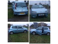 51 plate fiat punto for sale