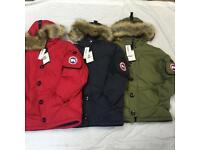 Men's Imported Canada Goose new jackets S-XXL