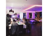 indian restaurant to rent e16