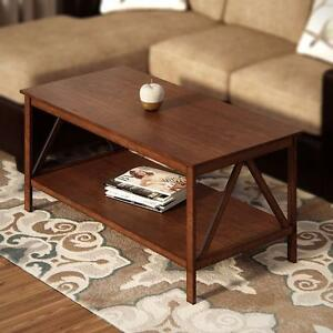 Wilda Coffee Table by Andover Mills - Brand New