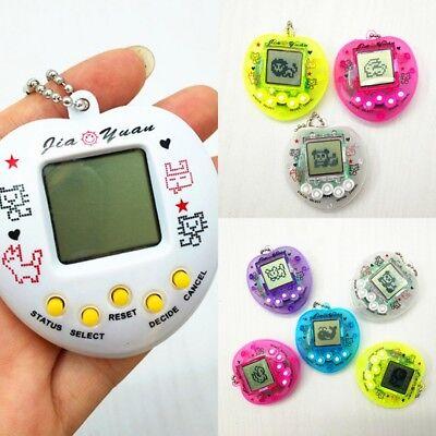 90s Nostalgic 168 Pets in 1 Virtual Cyber Pet Toy Retro Boy Girl Game