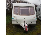 2003 abbey vogue sts 4 berth