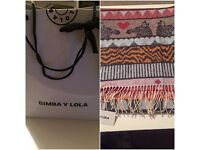 Bimba y Lola Scarf (Brand New with tags)