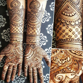 Henna Artist - Ash Kumar Fully Trained - London, Midlands, & Surrounding Areas