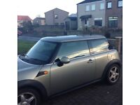 Stunning Mini Cooper for sale , panoramic roof bucket seats cheap to run / insurance. Must see