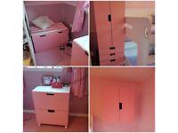 Girls Pink Bedroom Furniture