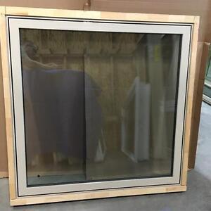 "Desertsand Fixed 50 1/4""x49 3/8"" Vinyl Window"