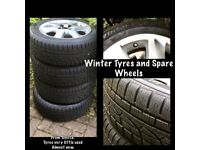 Toyota Winter Wheel and tyre Package