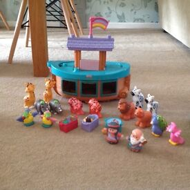 Little people Noah's Ark by Fisher Price