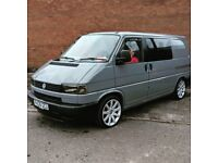 VW transporter t4 800 special T5 camper day van conversion ready