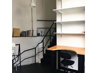 Jewellery bench/desk space/workshop available - creative studio space