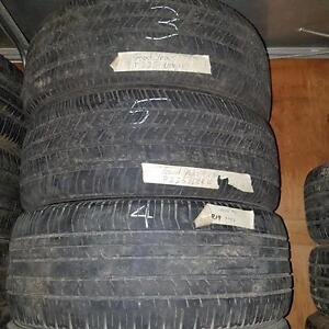 Two tires size 225 60 16 for sale