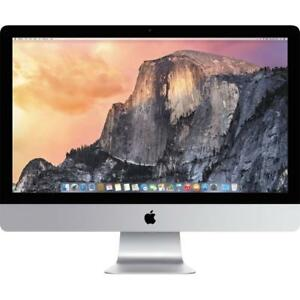 "OPENBOX 16TH AVE NW - APPLE IMAC MID 2015, 21.5"" 4K RETINA, CORE I5, 8GB RAM, 1TB HDD - 0% FINANCING AVAILABLE"