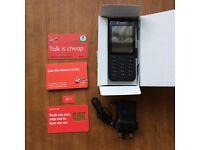 Nokia 215 Phone- Virgin Media Pay as You Go- BRAND NEW