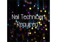 Nail Technician / Beautician Required !!
