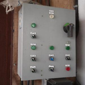 Fused Electrical Switch Box