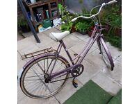 Raleigh ladies bike spairs or repairs