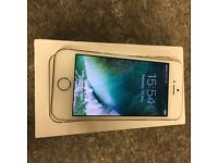 Apple iPhone 5s Gold 16GB on 02 Network