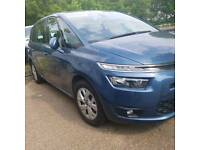 Citroen C4 Grand Picasso 7 seater 1 owner 62k millage
