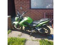 KYMCO 125cc for sale