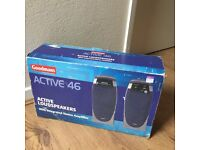 Goodmans PC Speakers Model: Active 46