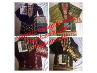 Pakistani Indian Asian clothes stitched medium