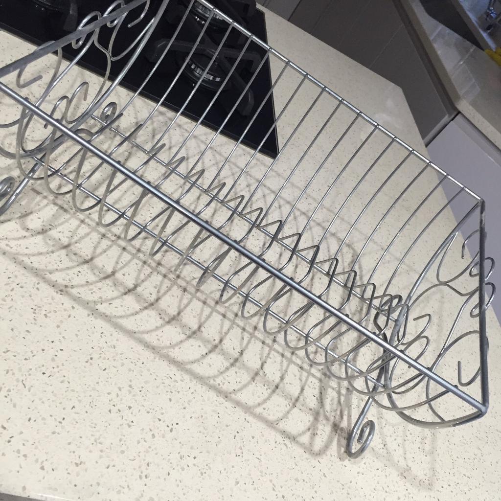 Next Dish stand chrome