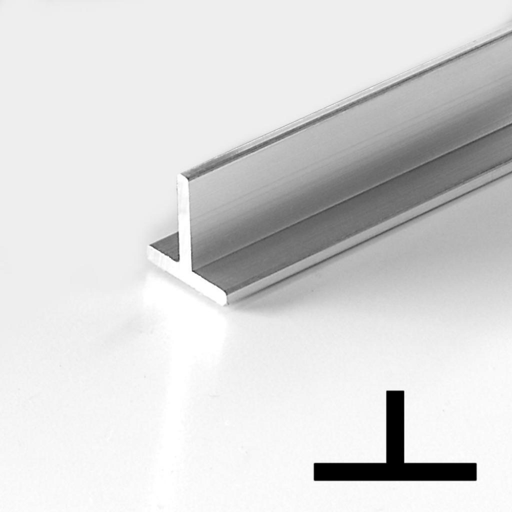 T-Profil aus Alu Roh Material, T-Stangen, Aluminium T Profil gebraucht kaufen