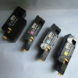 New Compatible Toner Black Cyan Magenta Yellow for Dell 1250 1350 1355 C1760 C1765 High Quality $25.00/each
