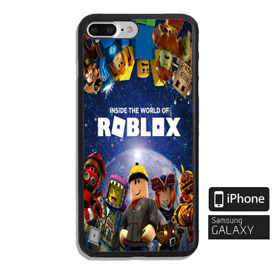Inside World Of RoBlox Lego 2019 Fit Hard Case For iPhone 6 6s 7 8 Plus X Cover