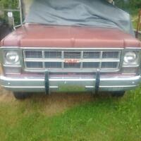1978 gmc with camper