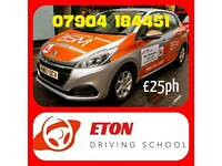 Driving lessons in Maidenhead