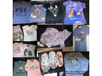 Disney clothes and accessories bundle