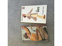 Husband & Wife books. Brand new