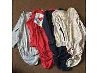 Bundle of 4 bodysuits