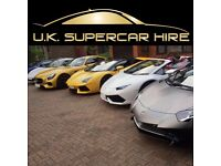 U.K. Supercar Hire-Aston DB9,Mercedes C63s,Range Rover Sport, Porsche Panamera, Audi Q7 low deposit