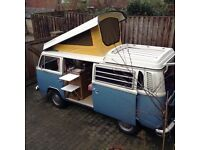 1972 Westaphalia VW camper tax exempt original interior 3 owners from new