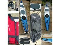"""Double Sea Kayak...""""Great White"""" Immaculate Condition"""