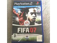 Fifa 07 PlayStation 2