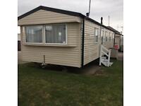 Caravan for rent 6 berth 2017 model, in kinmel bay Rhyl