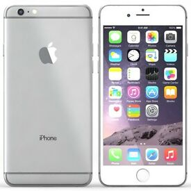 iPhone 6, Silver, 16GB, EE