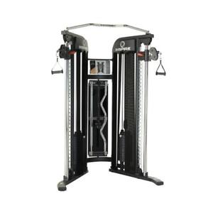 Inspire Fitness FT1 Functional Trainer, Black