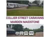 Touring caravan summer sale 2 4 5 6 berth Fixedbed £ twinaxles