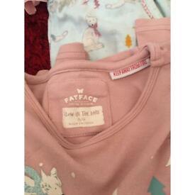 Fat face pyjamas