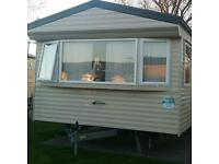2 bedroom caravan to rent at Craigtara