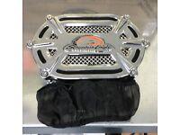 29400167 Harley Davidson Screamin' Eagle Extreme Billet Ventilator Air Cleaner Kit – Chrome