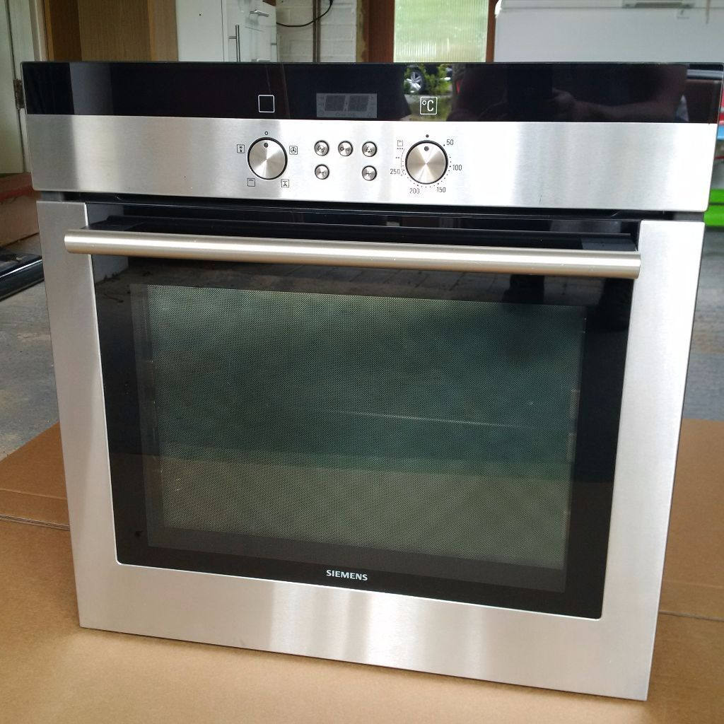Siemens built in single oven good clean working condition for Siemens ofen